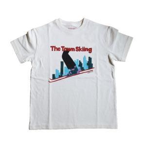 BOGEN 【THE TOWN SKIING T】 ボーゲン ザタウンスキーイングティ レターパックライト対応商品|lodge