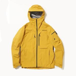 ピークパフォーマンス アルパインジャケット PEAK PERFORMANCE Alpine Jacket 2019-20 lodge