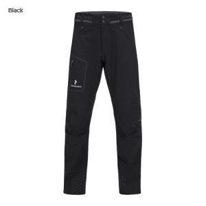 PEAK PERFORMANCE 【BL Lite SSH Pants [メンズ]】 ピークパフォーマンス ブラックライトソフトシェルパンツ|lodge