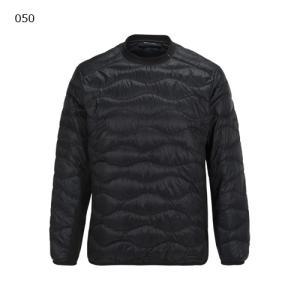 PEAK PERFORMANCE 【Helium Hybrid Sweater】 ピークパフォーマンス ヘリウムハイブリッドセーター|lodge