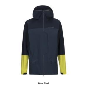 ピークパフォーマンス ビズライトCジャケット PEAK PERFORMANCE Vislight C Jacket 2019 メンズ  Blue Steel|lodge