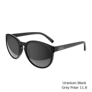 POC 【Know Polarrized】 Uranium Black -Grey Polar 11.8 ポック サングラス|lodge