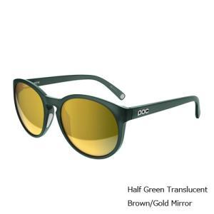 POC 【Know】 Half Green Translucent ポック サングラス|lodge