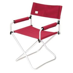 SNOW PEAK 【FDチェアワイド RD】 スノーピーク 椅子|lodge