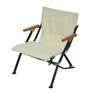 SNOW PEAK 【ローチェアショート アイボリー】 スノーピーク 椅子|lodge