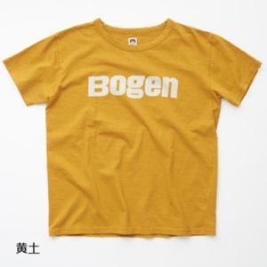 BOGEN 【MOJI TEE】 レターパックライト対応商品|lodge