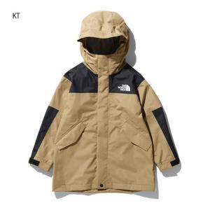 ザ・ノースフェイス マウンテンレインコート(キッズ) THE NORTH FACE Mountain Rain Coat 2COLOR lodge