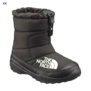 THE NORTH FACE 【K Nuptse Bootie V 2COLOR】 ノースフェイス キッズヌプシブーティV|lodge