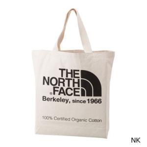 THE NORTH FACE 【TNF ORGANIC COTTON TOTE】 TNFオーガニックコットントート レターパックライト対応商品|lodge