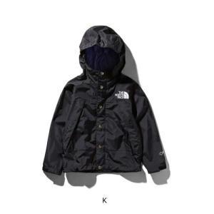 ノースフェイス キッズマウンテンレインテックスジャケット BLACK THE NORTH FACE Mountain Raintex Jacket lodge