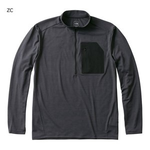 THE NORTH FACE 【L/S SUPER HIKE ZIP】 ノースフェイス ロングスリーブスーパーハイクジップ 2COLOR|lodge
