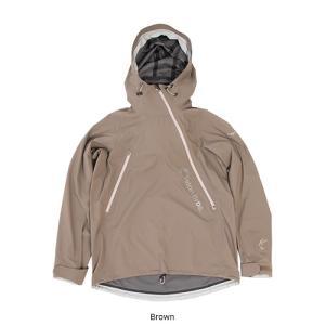ティートンブロス ツルギ ジャケット TETON BROS Tsurugi Jacket KB (Unisex) Brown 男女兼用|lodge