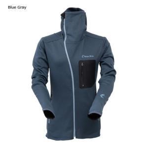 Teton Bros 【WS Afton II Hoody(女性用)】 Blue Gray ティートンブロス|lodge