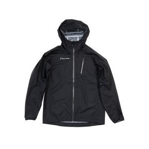 ティートンブロス フェザーレイン フルジップ ジャケット 2.0 TETON BROS Feather Rain Full Zip Jacket 2.0 (Unisex) Black 男女兼用 lodge