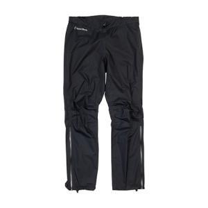 ティートンブロス フェザーレイン パンツ 2.0 TETON BROS Feather Rain Pant 2.0 (Unisex) Black 男女兼用 lodge
