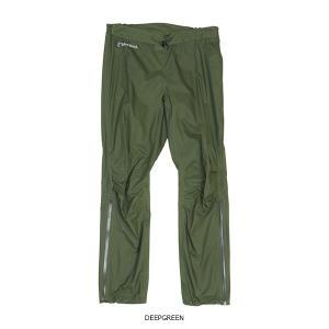 ティートンブロス フェザーレイン パンツ 2.0 TETON BROS Feather Rain Full Zip Pants 2.0 Unisex Deep Green 男女兼用 lodge