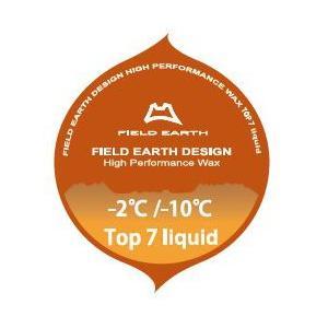 FIELD EARTH 【TOP 7】 フィールドアース トップ7 リキッドワックス|lodge
