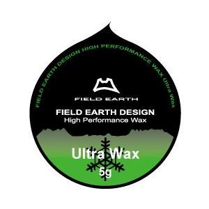 FIELD EARTH 【ULTRA WAX】 フィールドアース ウルトラワックス レターパックライト対応商品|lodge