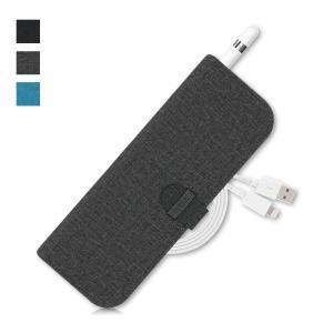 Apple Pencil ケース - 充電 キャップ ホルダー 付