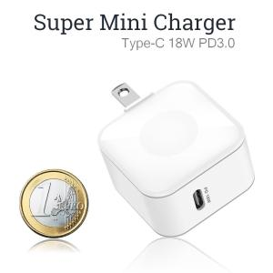 LOE usb type c 急速充電器 (USB-C) 【 PSE認証済 / PD対応 18W 】...