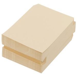 イムラ 封筒 角4 197×267 両面テープ付 茶色 500枚入り|logi-mart