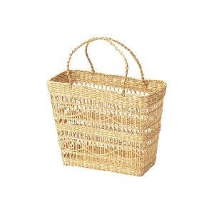 かご カゴ 籠 バスケット 店舗什器 買い物かご 買い物カゴ お買いものかご かごバッグ カゴバッグ 籠バッグ トートバッグ エコバッグ|logical-japan