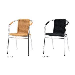 ガーデンチェア ガーデンチェアー 椅子 イス アルミチェア チェア アルミチェアー スタッキングチェア 日本製 エクステリアチェア 庭用チェア|logical-japan