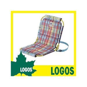 チェア ロゴス LOGOS チェッカー パッドイングランドチェア チェアー イス いす 簡単アウトドアコンパクト折りたたみ折りたたみ椅子 キャンプ座いす|logical-japan