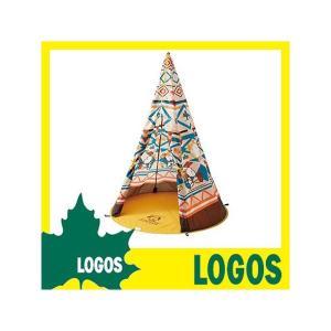 テント ロゴス LOGOS SNOOPY KIDS Tepee 簡易おもちゃ室内キッズハウス おもちゃ収納 ミニティピーティピキッズキッズ用 子供用 ギフト 贈り物 logical-japan
