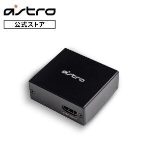 ASTRO Gaming HDMIアダプター for PlayStation 5 オプティカル 光デジタル オーディオ SPDIF 音声分離機 PS5 PS4 AHS-HDMIADP 国内正規品|ロジクール公式ストア