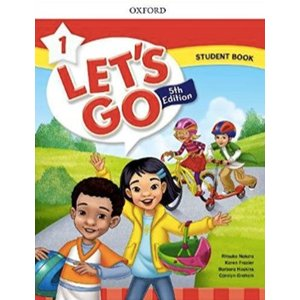 Oxford University Press Let's Go 5th Edition Level...