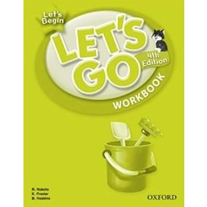 Let's Go: Fourth Edition Let's Begin Workbook