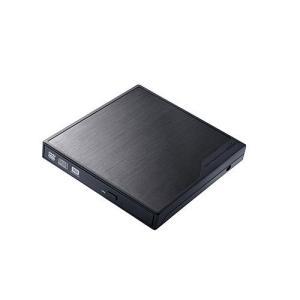 当店全品エントリでP14倍 在庫限り ロジテック Windows8対応 ポータブル USB 2.0 外付型DVDスーパーマルチユニット(ブラック) LDR-PMF8U2VBK