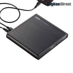 CDプレーヤー CD録音・取り込みができるCDドライブ Android用 ブラック  LDRW-PM...