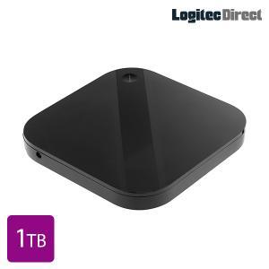 外付けHDD 1TB スマートフォン用 ポータブル USB3.1(Gen1) / USB3.0 2.5インチ ブラック LHD-PSA010U3BK【予約受付中:12/21出荷予定】|logitec