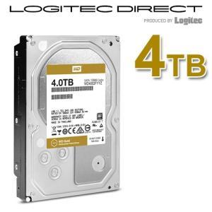 Western Digital 3.5インチ内蔵HDD WD Gold 4TB バルクハードディスク WD4002FYYZ-LOG