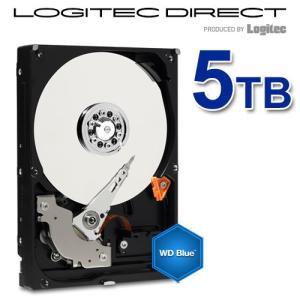 Western Digital 3.5インチ内蔵HDD WD Blue 5TB バルクハードディスク WD50EZRZ-LOG