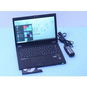 CF-MX4FDRBP Core i7 5600U 8GB SSD512GB BD FHD IPSタ...