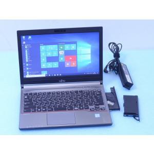 メーカー :富士通 型番 :LIFEBOOK E736M CPU :Core i5-6300U @ ...