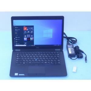 メーカー :DELL / デル 型番 :Latitude E7470 超高速 CPU :Core i...