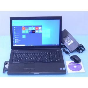 メーカー :DELL / デル 型番 :Precision M6800 モバイルワークステーション ...