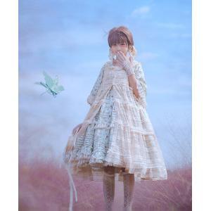 ロリータ/ロリィタ/甘ロリ/お嬢様/クラロリ/姫ロリ/森ガール/姫/ドール/お人形さん/ふりふり/か...