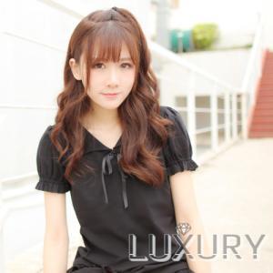 ブラック Tシャツ Tシャツのみ リボン ちょうちん袖 フリル パフスーブ 半袖 春夏 シンプル レディース ロリータ 普段使い|loliloli
