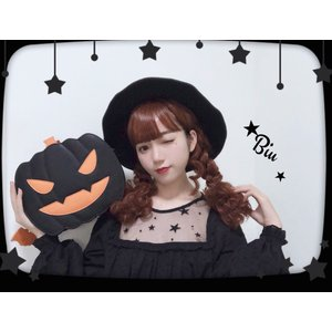 Luna Lucifer かぼちゃ型 ショルダーバッグ カバン ポシェット ゴスロリ バッグ ハロウィン かわいい アクセサリー|loliloli