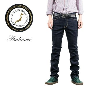 Audience オーディエンス タイトフィット ストレッチジーンズ TIGHT FIT STRETCH JEANS|london-game