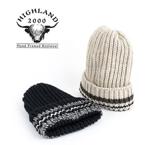 ニットキャップ HIGHLAND 2000 KNIT CAP|london-game