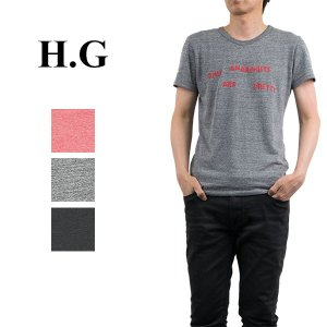 HG 半袖Tシャツ ANARCHISTS|london-game