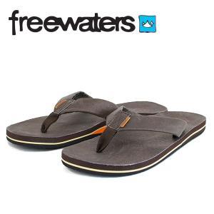 freewaters フリーウォータース レザーサンダル JACKSON|london-game