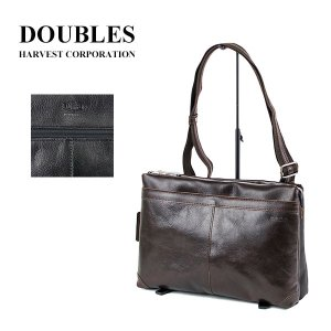 2way牛革ショルダーバッグ LEATHER SHOULDER BAG HARVEST DOUBLES|london-game