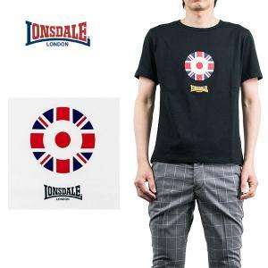 ユニオンジャックTシャツ ターゲット ロンズデール LONSDALE|london-game